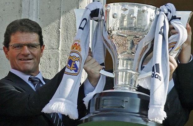 كابيلو يفتح الصندوق الأسود في ريال مدريد