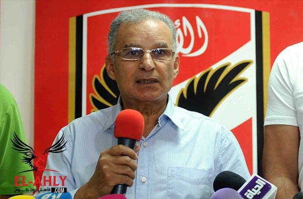 زيزو ينفي دخول الأهلي في مفاوضات مع إبراهيم حسن