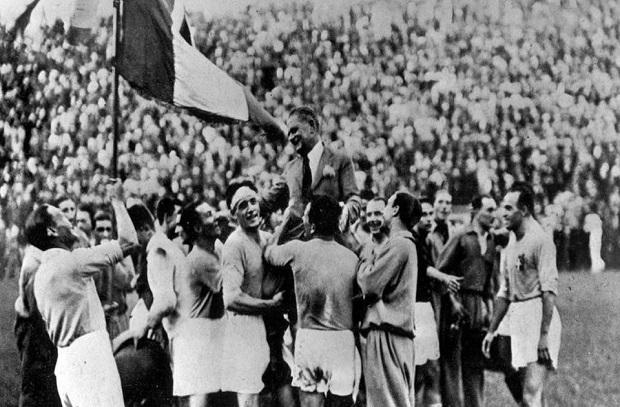 تاريخ كأس العالم 3 .. 1934 مصر المشاركة العربية والأفريقية الأولي في بطولة إيطاليا صافية