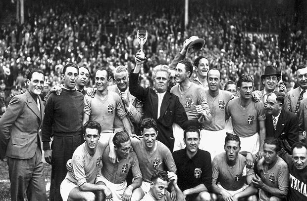 حكاية نهائي 3 .. 1938 إيطاليا تكتب التاريخ قبل إيقاف كأس العالم