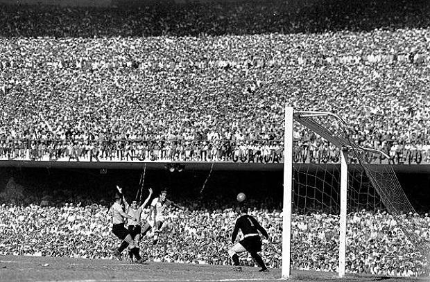 حكاية نهائي 4 .. 1950 أوروجواي تتوج باللقب الثاني وسط 200 ألف برازيلي