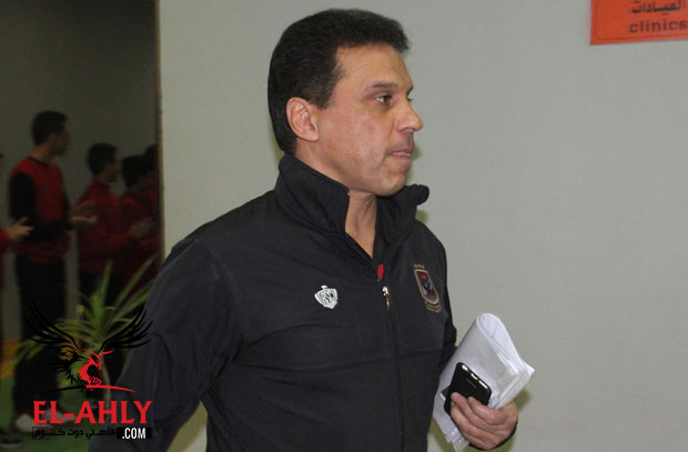 حسام البدري يعتذر عن تكريم الأهلي له بسبب التفاوض مع نادي جديد