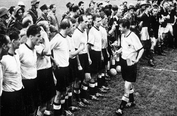 تاريخ كأس العالم  6 .. 1954 ألمانيا تحقق المعجزن في بيرن
