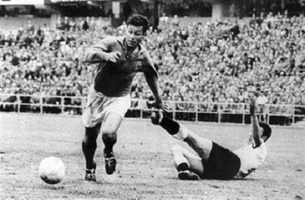أساطير المونديال 4 .. فونتين الفرنسي أعظم هدافي كأس العالم وحرمتنا الأصابة منه