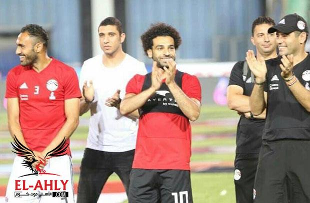 متى يعلن المنتخب المصري موقف محمد صلاح النهائي من مباراة أوروجواي؟