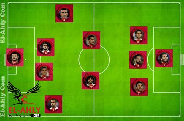 العب مع El-Ahly.com واختار تشكيل مصر ضد أوروجواي في كأس العالم