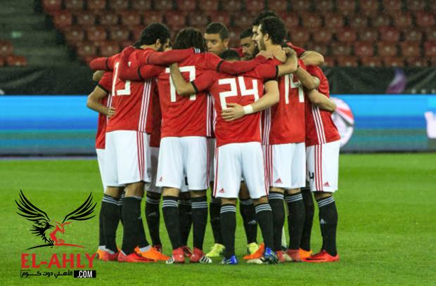 أحمد بلال يختار تشكيل منتخب مصر امام الاوروجواي
