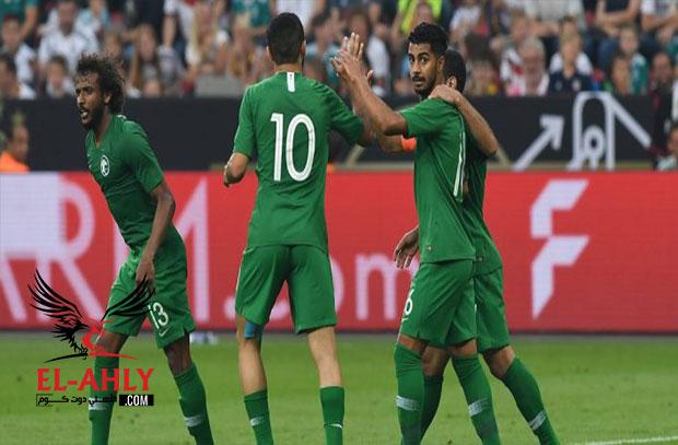 تشكيل منتخب روسيا والسعودية في افتتاح المونديال