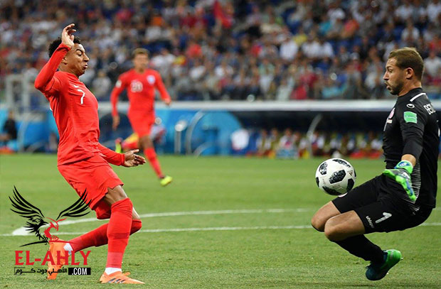 إنجلترا تفرط في فوز بخماسية في الشوط الأول أمام تونس