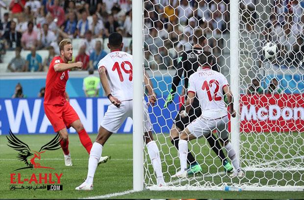 شاهد ما قدمه علي معلول في مواجهة المنتخب الإنجليزي بكأس العالم