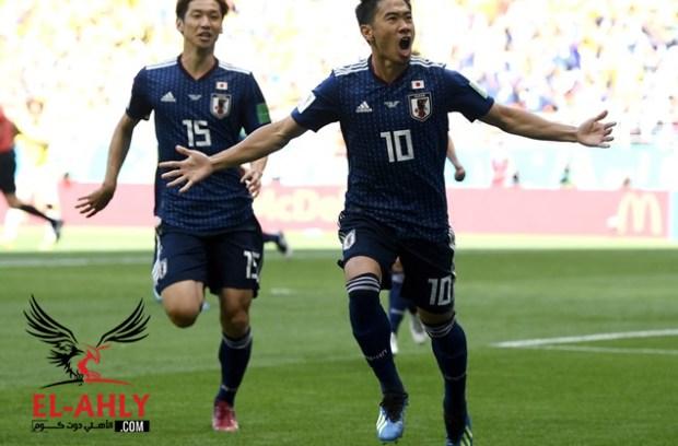 3 دقائق من مباراة كولومبيا واليابان تحمل 3 أرقام في كأس العالم