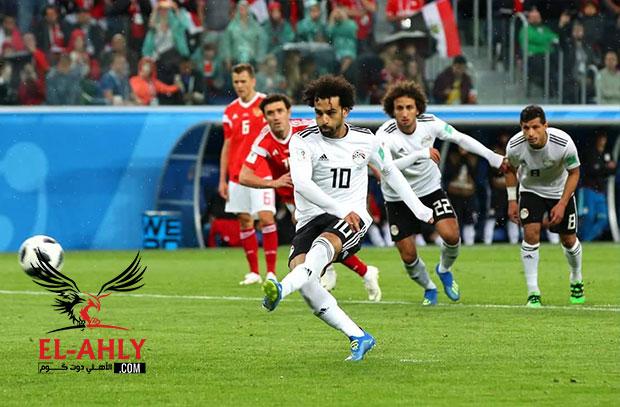 صلاح يخلص الشعب المصري من كابوس مجدي عبد الغني بهدف في مرمي روسيا