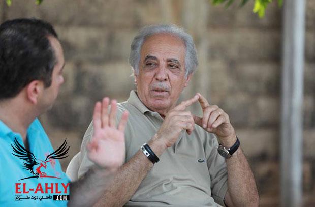 سمير عدلي يستقبل بعثة الأهلي في مطار كرواتيا