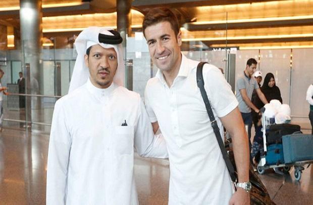 جابي يصل قطر تمهيدا لأنتقاله للسد