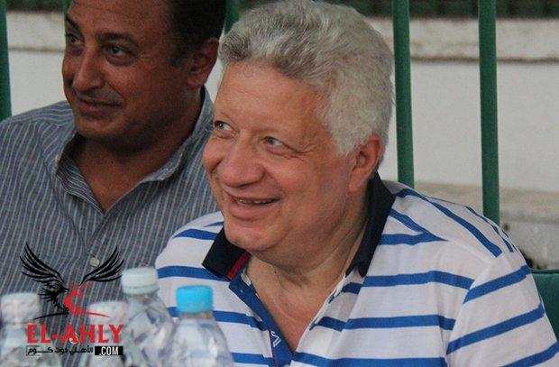 مرتضى منصور: اتفقت مع هاني أبو ريده على شطب الرباعي المتمرد