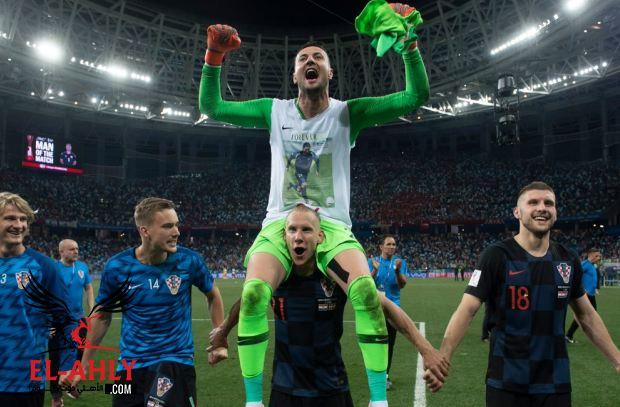 """70 ألف فرنك غرامة جديدة على كرواتيا بسبب """"شراب غير مرخص"""" في كأس العالم"""