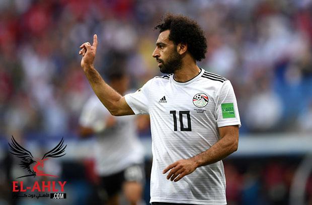 محمد صلاح في المركز السادس بقائمة الأفضل في كأس العالم
