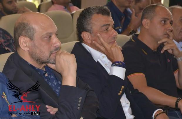 """مرتجي يطالب بتطبيق نظام """"كارت أهلاوي"""" لحضور الجمهور مباريات الدوري"""