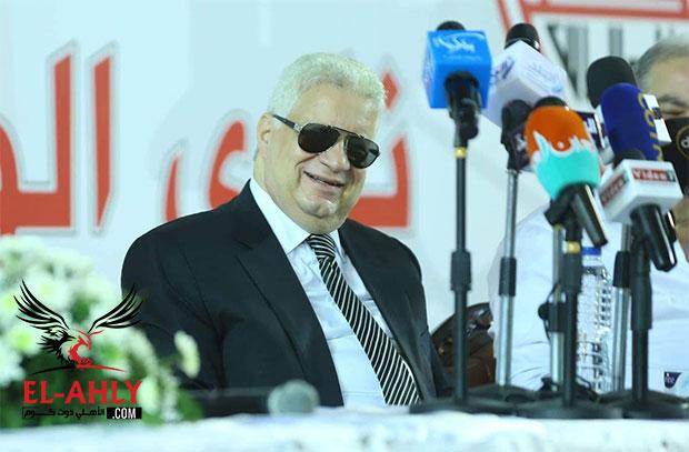 """طارق حامد لمرتضي: """"اديتك كتير اوي وكنت اقل واحد دلوقتي اديني فلوس"""""""