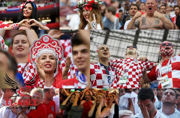 كرواتيا تكتب التاريخ وتصل لنهائي المونديال وخروج حزين للمنتخب الانجليزي