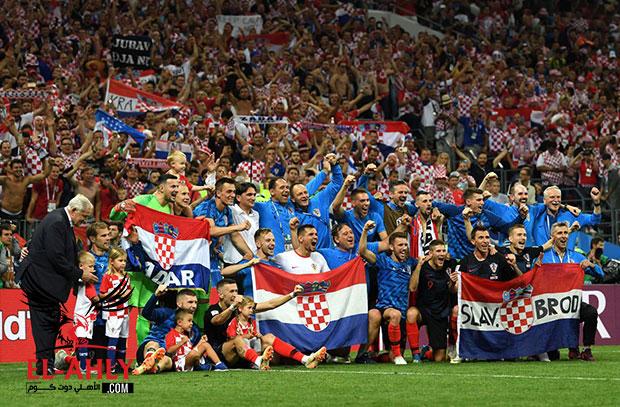 ملخص اليوم الأخير لنصف نهائي المونديال: مصور يخطف الأضواء وتأهل تاريخي لكرواتيا وسر غياب كوليندا