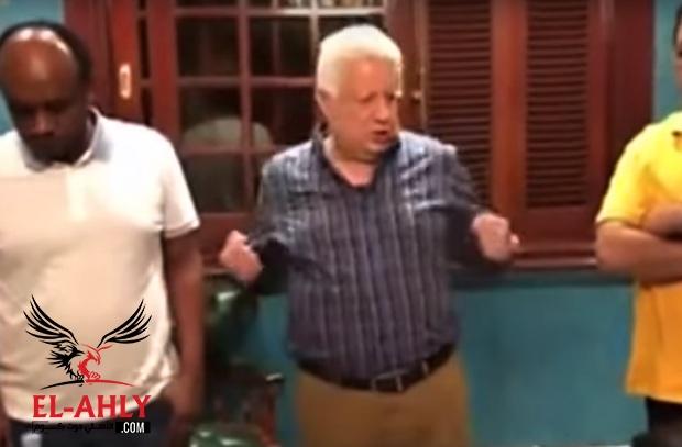 فيديو جديد لا يفوتك .. مرتضى يهين طارق حامد من جديد ويهدد معارضيه بالجزمة