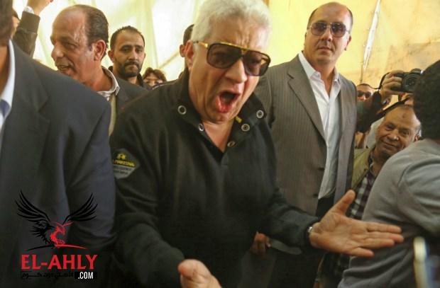 """مرتضى: فرصة أخيرة لطارق حامد وإلا """"سيكون حقي ضربك بالحذاء في ميدان عام"""""""