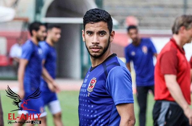 ناصر ماهر ينتظم في مران الأهلي وباسم علي وعمرو بركات يواصلان التدريبات التأهيلية