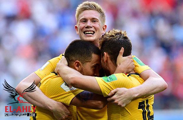 بلجيكا تكتب التاريخ وتفوز على إنجلترا بهدفين وتحقق المركز الثالث بمونديال روسيا