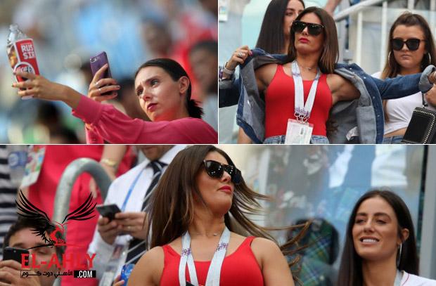 جميلة إنجلترا تخطف الأضواء في مباراة تحديد المركز الثالث بكأس العالم
