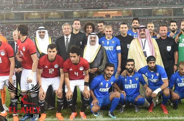 اللجنة التأديبية بالفيفا تعاقب الاتحاد المصري بسبب لقاء الكويت الودي