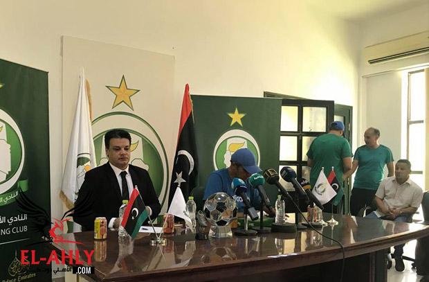 اهلي طرابلس يعلن تعيين إيهاب جلال مديرًا فنيًا .. والأخير يصرح: رفضت المنتخب الأولمبي
