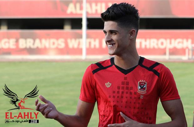 المقاولون لـ El-Ahly.com سنطلب التعاقد مع أحمد الشيخ
