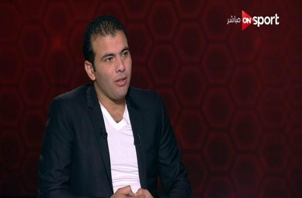 اعتزال عماد متعب ويبدأ مشواره الاعلامي