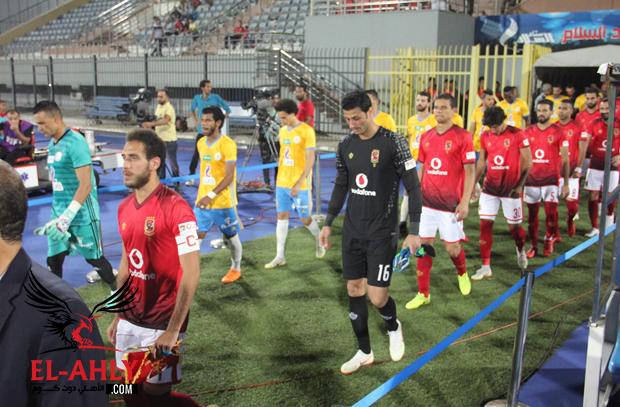 """ناصر """"رجل"""" مباراة الإسماعيلي ومفاجأة في المركز الثاني خلال تقييم جماهير الأهلي"""