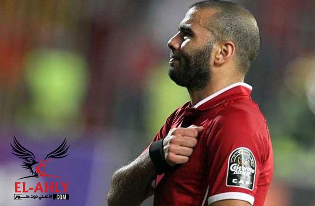 عماد متعب: لم أفكر لحظة في الانتقال للزمالك .. أضع الأهلي وجمهوره دائمًا أمامي