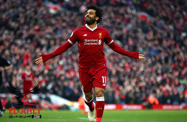 محمد صلاح ينافس ميسي ورونالدو على جائزة أفضل مهاجم في دوري أبطال أوروبا