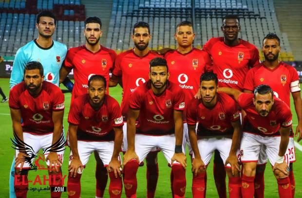 28 لاعبًا في قائمة الأهلي المشاركة في البطولة العربية واستبعاد أحمد علاء وباسم علي