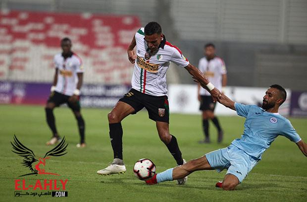 المولودية يضع قدماً في دور الـ 16 بالفوز على الرفاع البحريني
