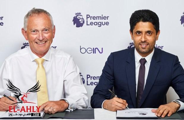 رسميًا .. بي ان سبورتس تحتفظ بحقوق الدوري الإنجليزي حتى 2022