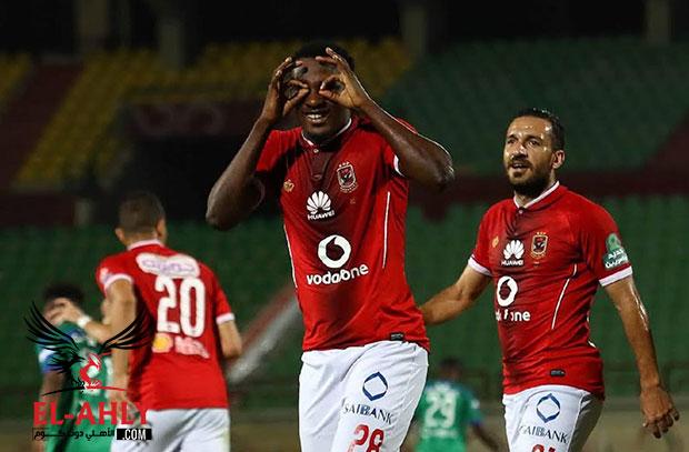أجايي: الأهلي المرشح الأول للفوز بالدوري وسنفوز بالأبطال ونشارك في كأس العالم