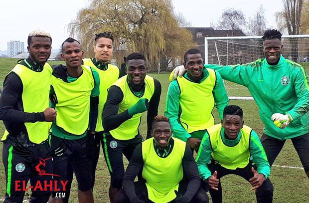 لاعب الأهلي يكشف سر استبعاده عن قائمة منتخب نيجيريا في كأس العالم