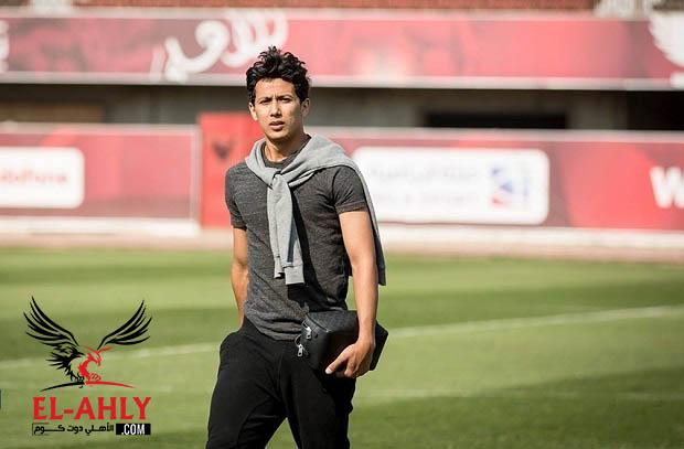 عمرو جمال يتلقى عرض للرحيل لفريق أولمبيك آسفي المغربي