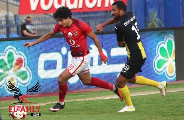 جدول ترتيب الدوري المصري قبل مباراة الأهلي ودجلة