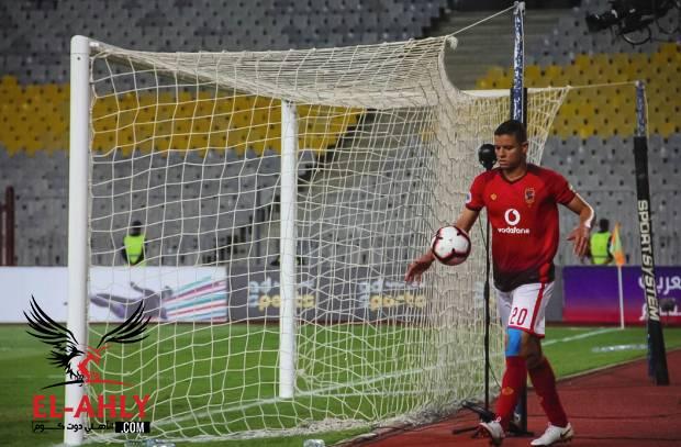 سعد سمير علي رأس قائمة المستبعدين من مباراة وادي دجلة