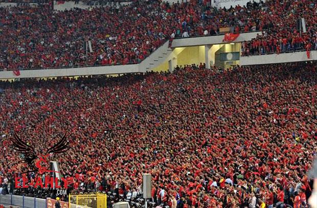 الأهلي يفتح باب التسجيل امام الجماهير لحضور مباريات الدوري العام