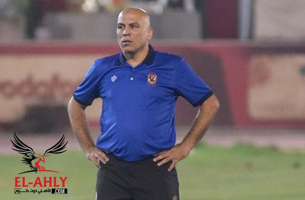 محمد يوسف: لا يوجد عروض رسمية لأي لاعب حاليًا ونركز على مباراة الإنتاج الحربي