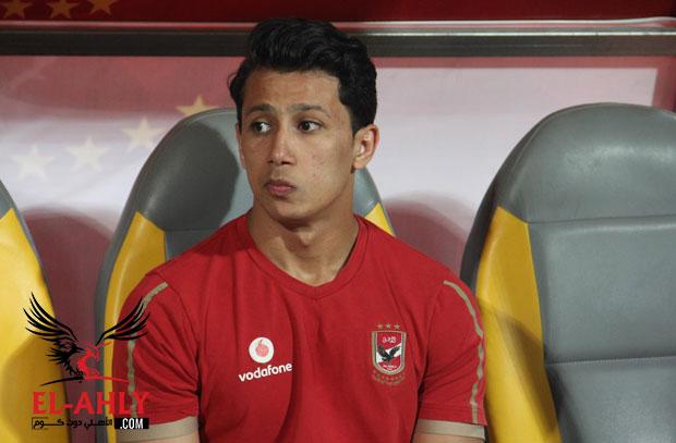 مفاجأة .. عمرو جمال قد يبتعد عن الملاعب حتى يناير