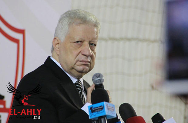 مرتضى منصور: أنا مانع جماهير الزمالك من احتلال مدينة الانتاج الاعلامي ولكن الكيل فاض