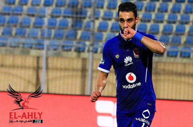 تعرف على المباريات التي سيغيب عنها عمرو السولية بسبب الإصابة